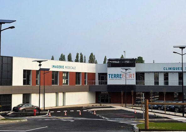Terrefort Cliniques spécialisées - bâtiment