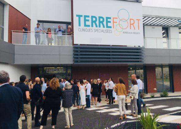 Inauguration Terrefort Bruges
