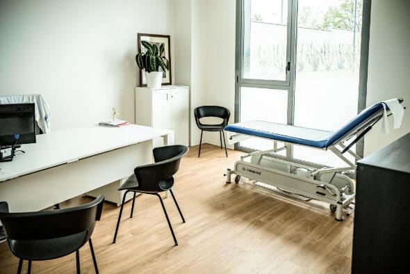 Terrefort Cliniques spécialisées - Clinique du dos