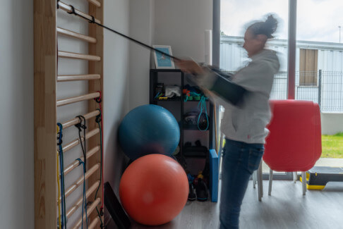 Terrefort Cliniques spécialisées - Kinésithérapie / Ostéopathie